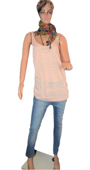 Maria Cher Musculosa Modelo Pinna Color Rosa