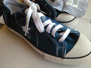 Zapatos Converse One Star Originales Importados Edición Epec