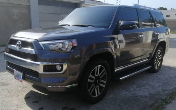 Toyota 4runner 2016 Limited 4x4