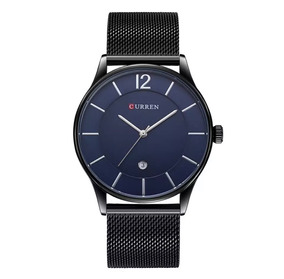 Relógio Masculino Curren Analógico 8231 Promoção Mel