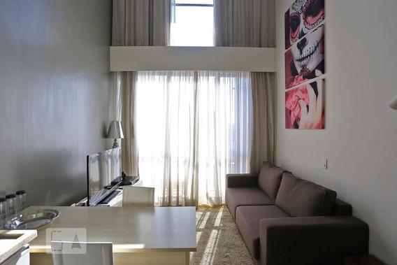 Apartamento Para Aluguel - Brooklin, 1 Quarto, 40 - 893114117