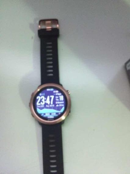 Relógio Garmin Lançamento Forerunner 645 Músic.cor Ouro-rose