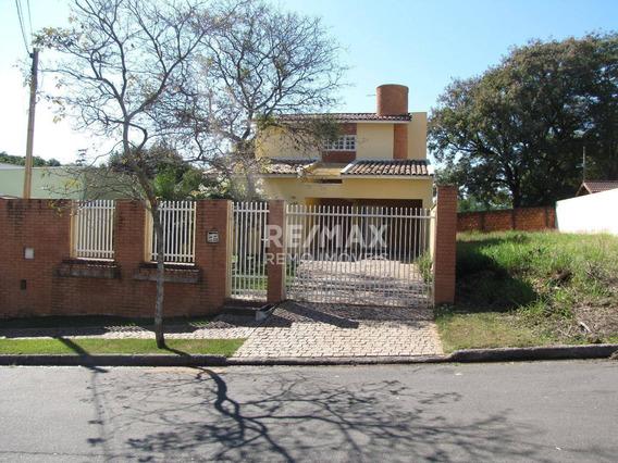 Casa Residencial À Venda, Loteamento Residencial Nova Itália , Valinhos. - Ca5577
