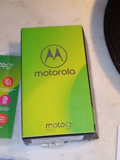 Celular Moto G6 Plus Completo Com Caixa E Nota Fiscal