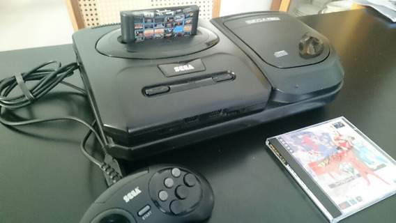 Sega Cd +mega Drive 3