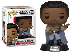 Funko Pop! Lando Calrissian 291 - Star Wars Muñeco Original