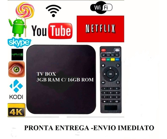 Turbine Sua Tv Para Smart Com Netflix Youtube Play Store