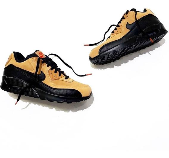 Tênis Nike Air Max 90 Essential Sneakers Original