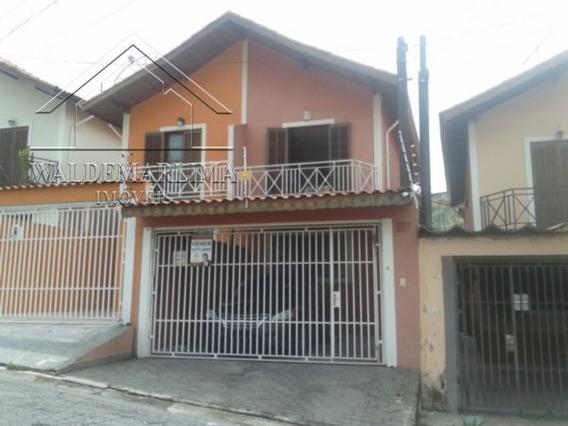 Sobrado - Parque Monte Alegre - Ref: 5463 - V-5463