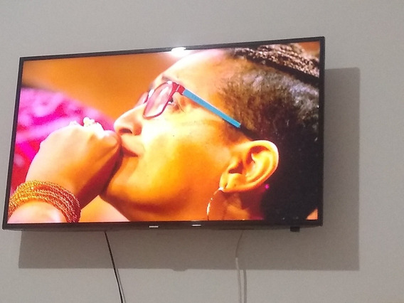 Tv Samsung Lcd 42 Polegadas Não É Smart