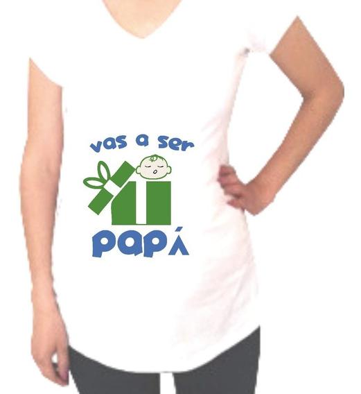 Blusas De Embarazo Estampadas - Ropa De Maternidad.