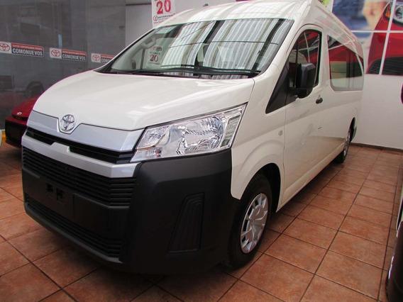 Toyota Haice Panel Ventanas 2020 Blanca