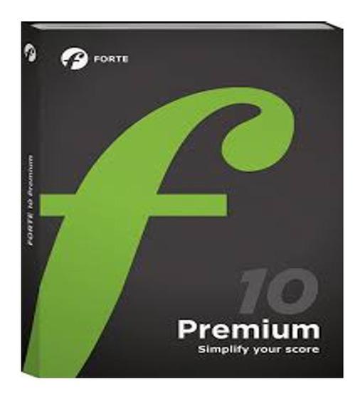 Forte Notation V10 Premium