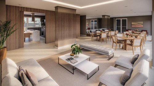 Apartamento Para Venda Em São Paulo, Quarta Parada, 2 Dormitórios, 1 Suíte, 2 Banheiros, 1 Vaga - Cap2698_1-1254636