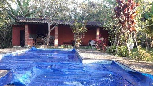 Juquitiba/escritura Definitiva/piscina/lago/sede/ref:05037