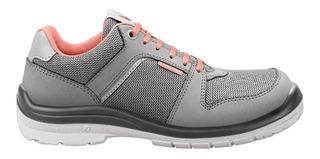 Zapato Seguridad Mujer Zapatilla Funcional Maui Dielectrico