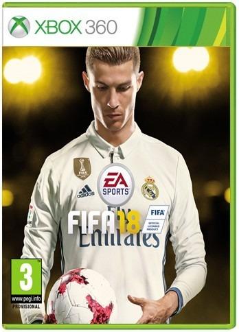 Fifa 18 Xbox 360 On Line - Fifa 2018 Xbox 360- Não É Cd
