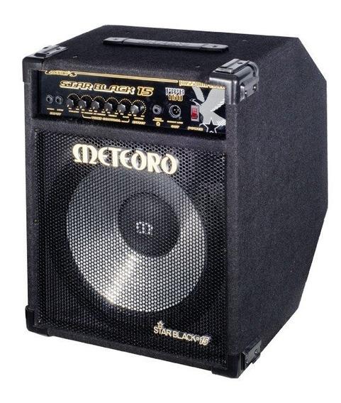 Amplificador Meteoro Star Black 15 Para Baixo 240w + Nf!