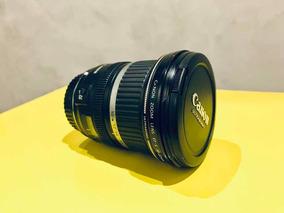 Lente Canon Ultra Wide Ef-s 10 - 22mm F/3.5 - 4.5 Usm