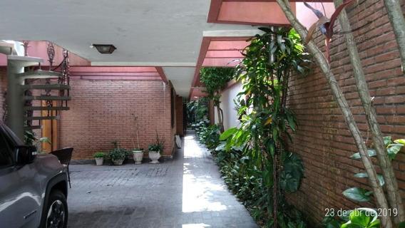 Ampla Casa Com 4 Suítes À Venda, 337 M² Por R$ 1.980.000 - Santa Maria - Santo André/sp. - Ca0055