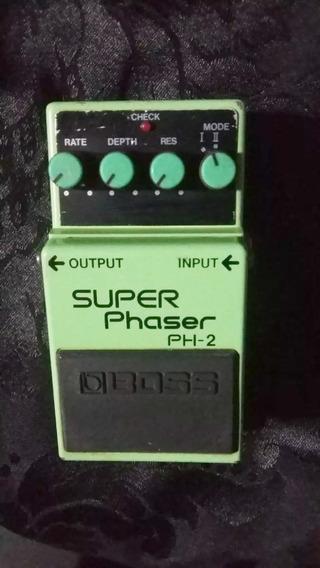 Pedal Boss Super Phaser Ph-2 Guitara