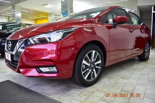 Nissan New Versa Advance 2021 Entrega Inmedita