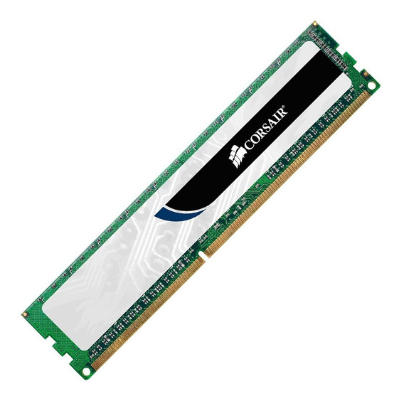 Memoria Ram Pc 4gb Corsair Value Select Ddr3 1333mhz Dimm