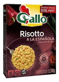 Risotto Gallo A La Española X 240grs.