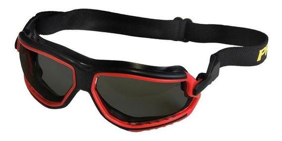 Oculos/mascara De Proteção Predador - Cinza - Vicsa