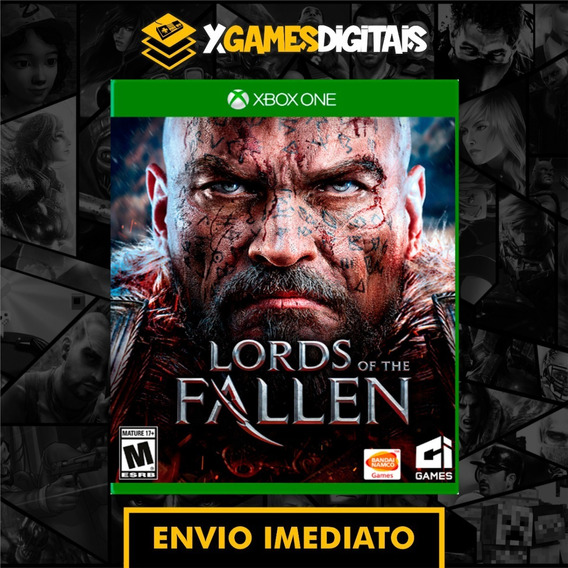 Lords Of The Fallen Xbox One Midia Digital + 1 Brinde