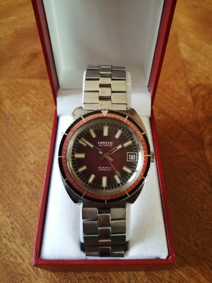 Reloj Haste Incabloc 25 Jewels Automàtico