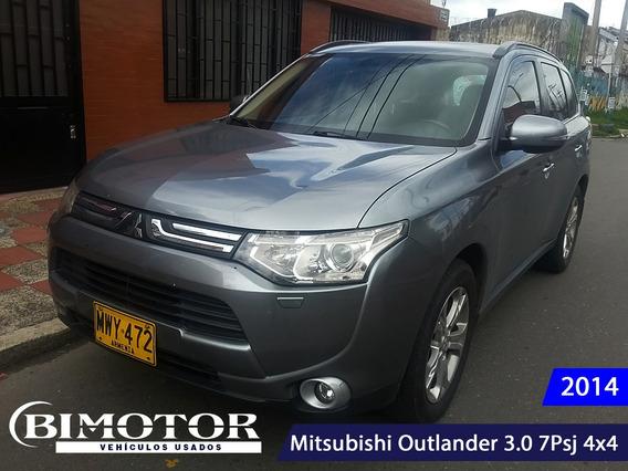 Mitsubishi Outlander 3,0 4x4 Gasolina Full Equipo