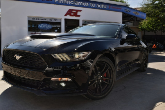 Ford Mustang // Ecoboost Aut // 2017