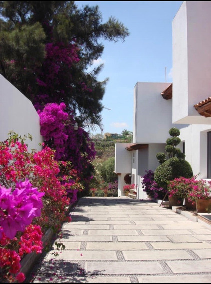 Casa En Condominio En Lomas De Atzingo / Cuernavaca - 3pa-665-cd*