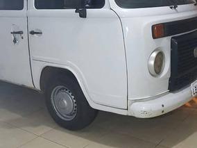 Volkswagen Kombi 1.4 Standard Total Flex 3p - Agregada