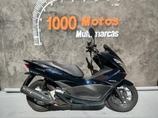 Honda Pcx 150 2018 Baixo Km Aceito Moto