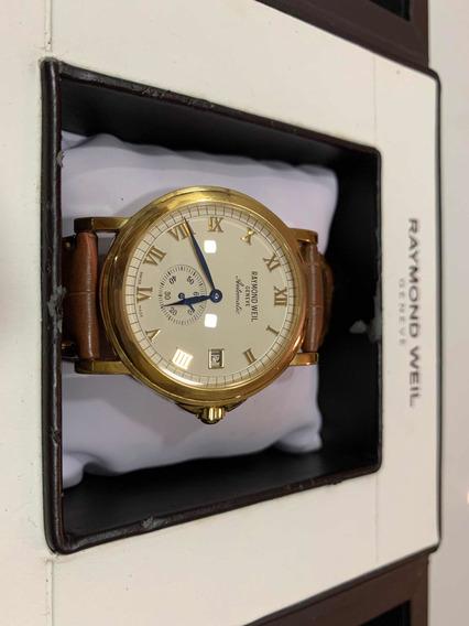Reloj Raymond Weil Oro 14k Automático