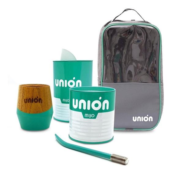 Kit Set Matero Unión Mijo Verde