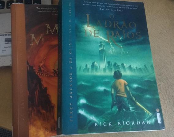 Percy Jackson: Livros 1 E 2