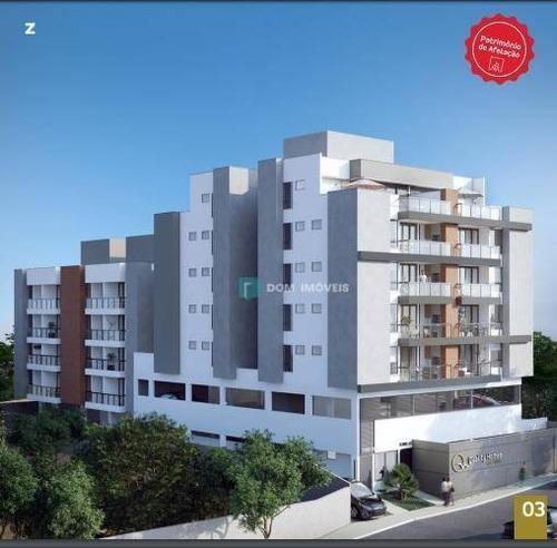 Imagem 1 de 10 de Apartamento Com 2 Dormitórios À Venda, 80 M² Por R$ 340.900,00 - São Pedro - Juiz De Fora/mg - Ap1080