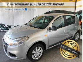 Renault Sandero 2014 Expression, Standard Motor 1.6lt