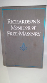 Richardsns Monitor Of Free-masonry