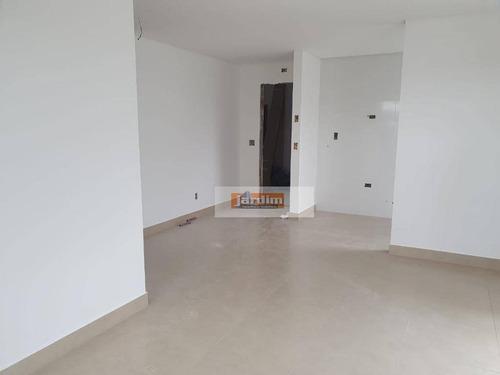 Imagem 1 de 12 de Cobertura Com 2 Dormitórios À Venda, 110 M² Por R$ 480.000,00 - Paulicéia - São Bernardo Do Campo/sp - Co1208