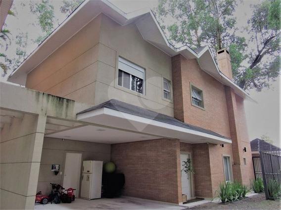 Casa Em Condomínio 4 Suítes No Alto Da Boa Vista Com Jardim - 375-im458213