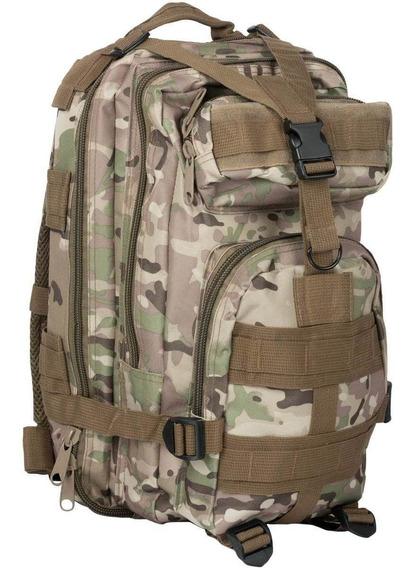 Mochila Backpack Militar Tactica Camuflajeado Mod.3 D3016