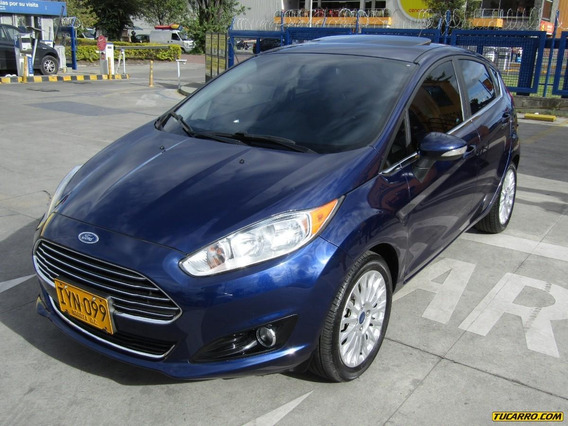 Ford Fiesta Titamium