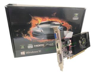 Tarjeta De Video Nvidia Gt710 2048mb 2gb Ddr3 Hdmi Pci E