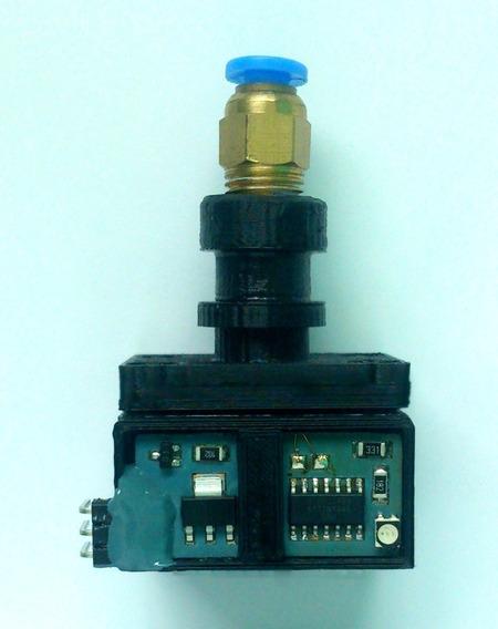 Sensor Auto Nivelamento Impressora 3d Hotend E3d V6 Z-probe