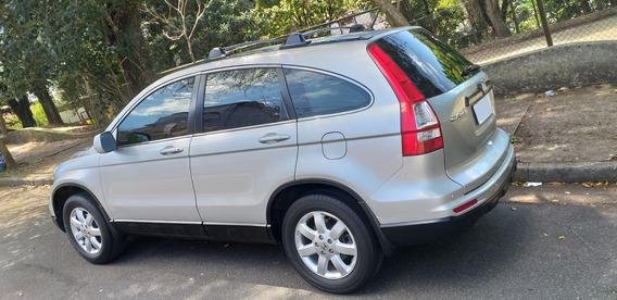 Honda Crv Modelo Lx 2.0 Aut - Carro De Família