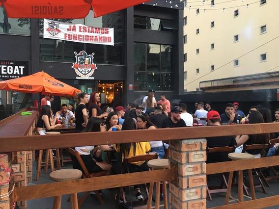 Passa O Ponto Restaurante / Bar Montado Otimo Estado